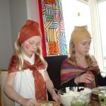 Systrarna Assa och Idunn