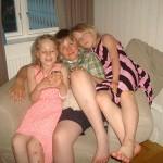 Flickorna blev förtjusta i Carl Johan