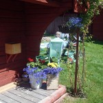 Blomstergårdens sommarkafé