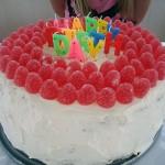Födelsedagstårtan
