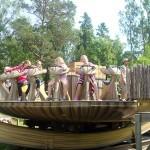 I den här blev flickorna sjösjuka ;)